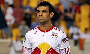 Rafael Márquez - Márquez during his time with the New York Red Bulls