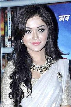 Ragini Nandwani at the special screening of Dehraadun Diary (60071215) (cropped).jpg