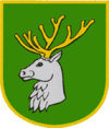 Coat of arms of Rakhiv