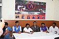Rahul Verma in media conference 02.jpg