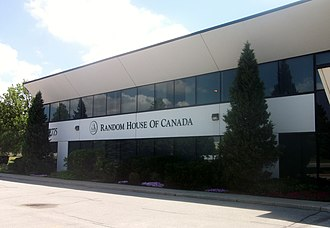 Random House of Canada - Image: Random House of Canada office