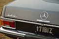 Rare Detail - Mercedes-Benz - 200 - 1961 - Kolkata 2013-01-13 2910.JPG
