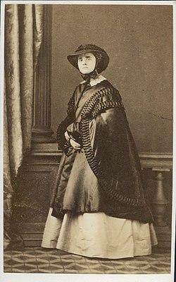 Rare photo of Princess Alexandra Amélie of Bavaria 2.jpg