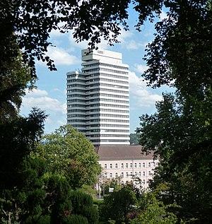 Kaiserslautern - Kaiserslautern Town Hall