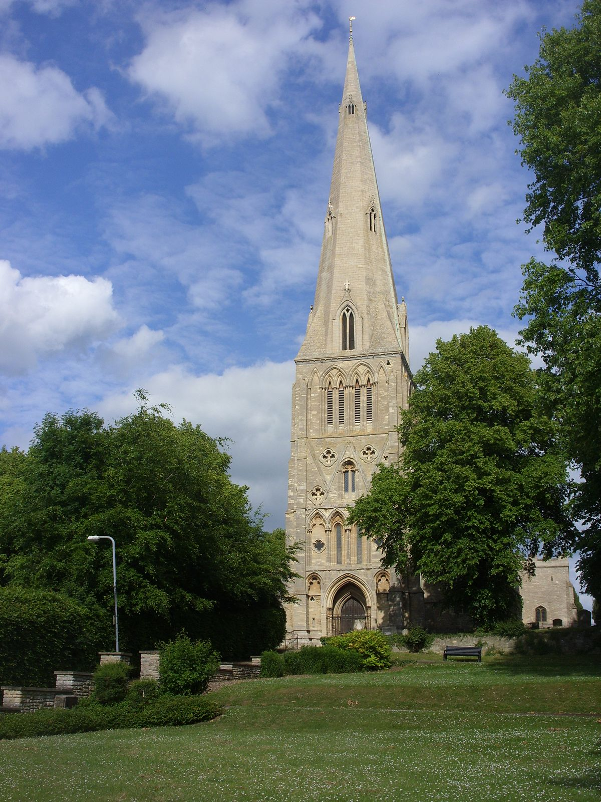 St Peter S Church Raunds Wikipedia