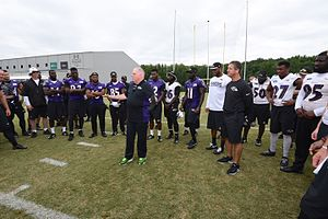 2016 Baltimore Ravens season - Ravens at training camp