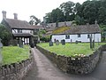 Rear of St George's Churchyard, Dunster - geograph.org.uk - 918977.jpg