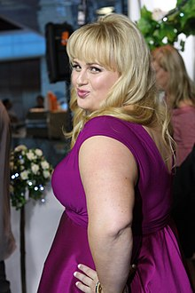 Rebel Wilson on Rebel Wilson   Wikipedia  The Free Encyclopedia