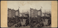 Reception of the Regiment, Utica, from Robert N. Dennis collection of stereoscopic views.png