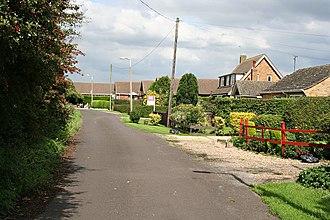 Addlethorpe - Addlethorpe Village