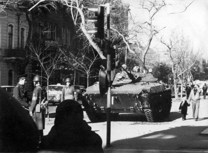 RedArmy Paratroops Baku 1990