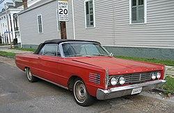 1965 Monterey convertible