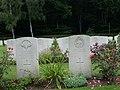 Reichswald Forest War Cemetery (47).JPG