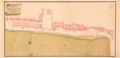 Reinaldo Oudinot, Planta da Ribeira da Cidade do Porto. N.o 1, (1797), Arquivo IGP, CA-382.png