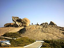 Remarkable Rocks. Admiral's Arch. Kangaroo Island is one of South Australia's ...