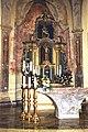 Remerschen (Schengen), the altar of the village church.jpg