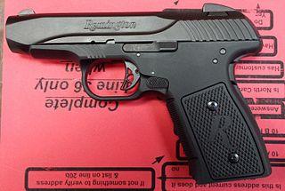Remington R51 Semi-automatic pistol