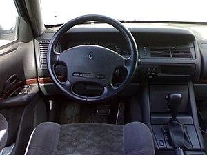 Renault Safrane - Interior