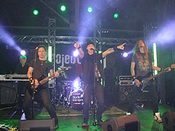 Renegade Five, Magasinet, Falun.jpg