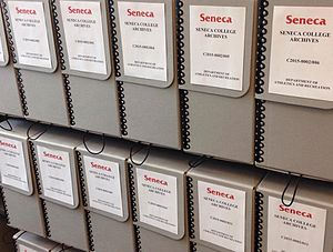 Seneca College - Seneca College Archives, Markham Campus Library