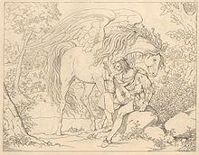 Schiller: Pegasus im Joche (Quelle: Wikimedia)
