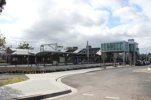 Revesby Railway Station southern entrance broad.jpg