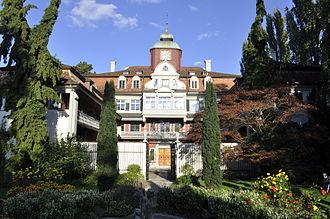 Rheineck - Image: Rheineck loewenhof 00001