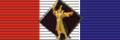 Ribbon of an Order of Nikola Šubić Zrinski.png