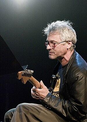 Marc Ribot at Jazzfestival Saalfelden, Austria...