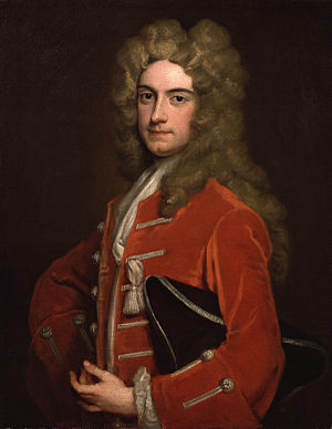 Richard Lumley, 2nd Earl of Scarbrough - Image: Richard Lumley, 2nd Earl of Scarbrough by Sir Godfrey Kneller, Bt