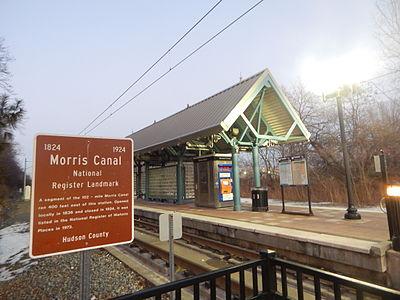 Richard Street station