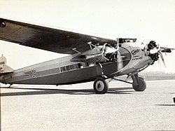 Richfield Oil Fokker F.10