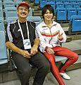Rick and Kohei Uchimura.jpg