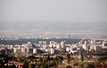 Ride with Simeonovo Cablecar to Aleko, view to Sofia 2012 PD 076.jpg