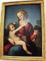 Ridolfo del ghirlandaio, madonna col bambino (da madonna colonna di raffaello), 1500-50 ca, dalle murate.JPG