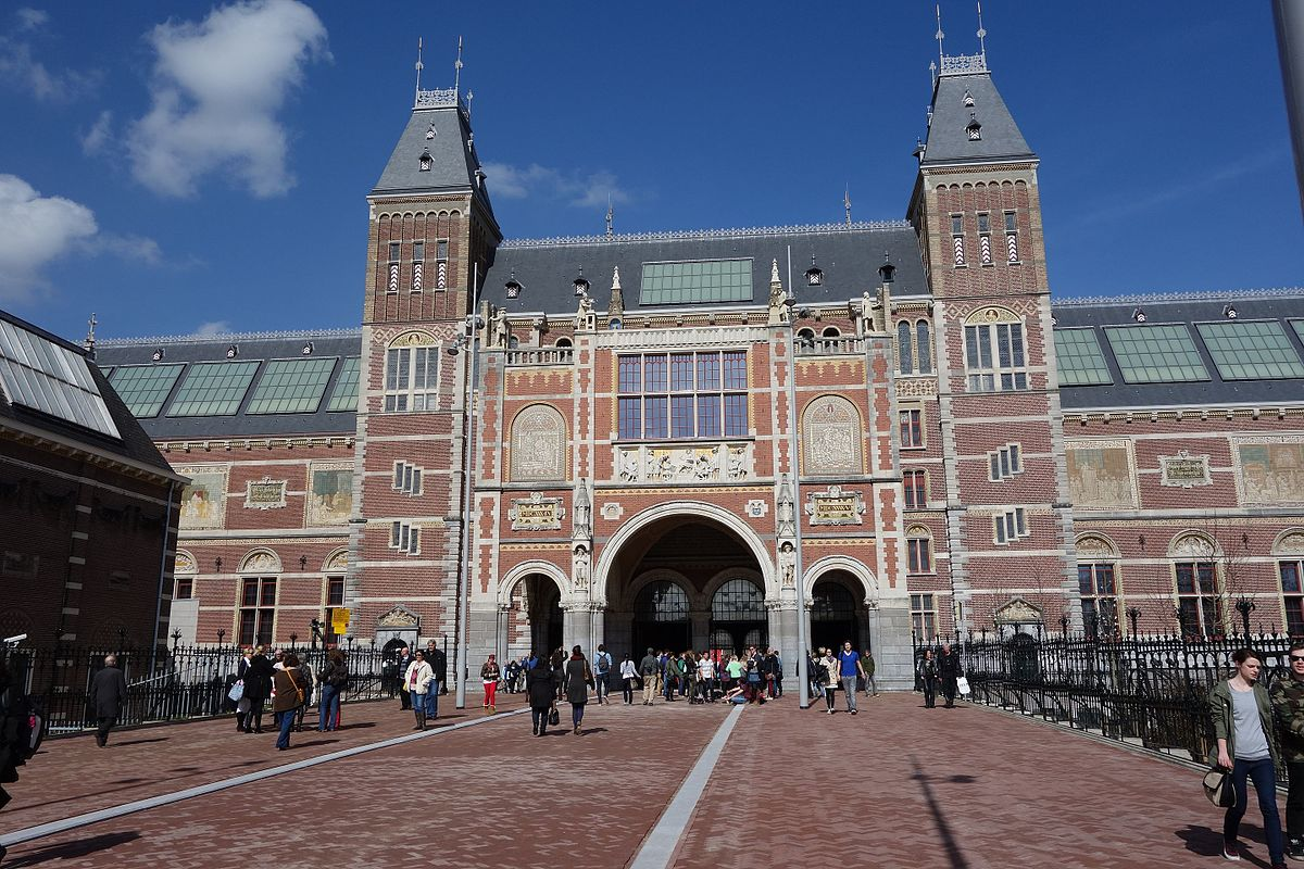 List of most visited museums in the netherlands wikipedia for Museum amsterdam