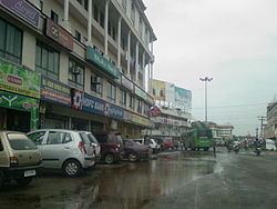 RingRoad Pathanamthitta City Main Eastern Highway.jpg