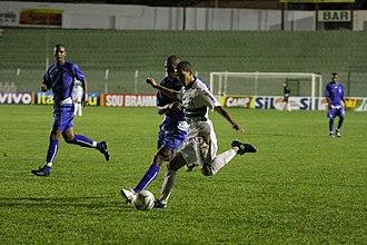 Rio Claro Futebol Clube - Rio Preto and Rio Claro in action in the 2008 Campeonato Paulista