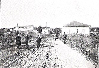 Rishon LeZion - Rishon LeZion in the 1890s