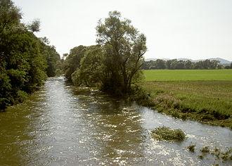 Eder - The Eder near to Frankenberg
