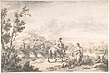 River Landscape with Two Mendicants and Other Figures MET DP801603.jpg