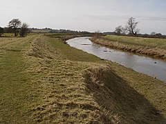River Wyre At Great Eccleston - geograph.org.uk - 1759550.jpg