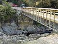 Road bridge replaced with footbridge. - geograph.org.uk - 106049.jpg