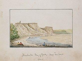 Robert Wynyard - Image: Robert Henry Wynyard Mockatoo Bay of Plenty, New Zealand