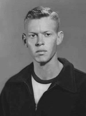 Robert Beck (pentathlete) - Beck in 1958