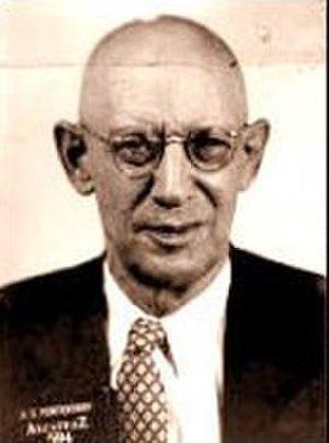 Robert Stroud - Stroud c.1959
