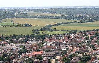 Rochford - Image: Rochford 220608