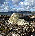 Rocks on Kilmory Beach - geograph.org.uk - 1342149.jpg