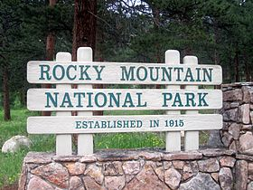Rocky Mountain National Park entrance sign IMG 5252.JPG