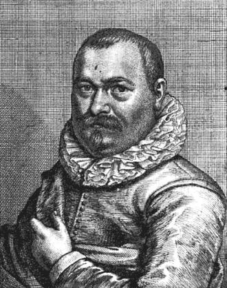 Roelant Savery - Roelant Savery in Cornelis de Bie's Het Gulden Cabinet.